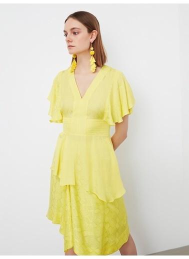 Ipekyol Etek Sarı